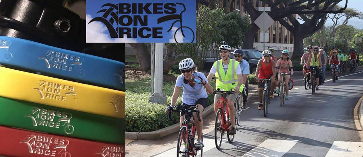 Bikes on Rice